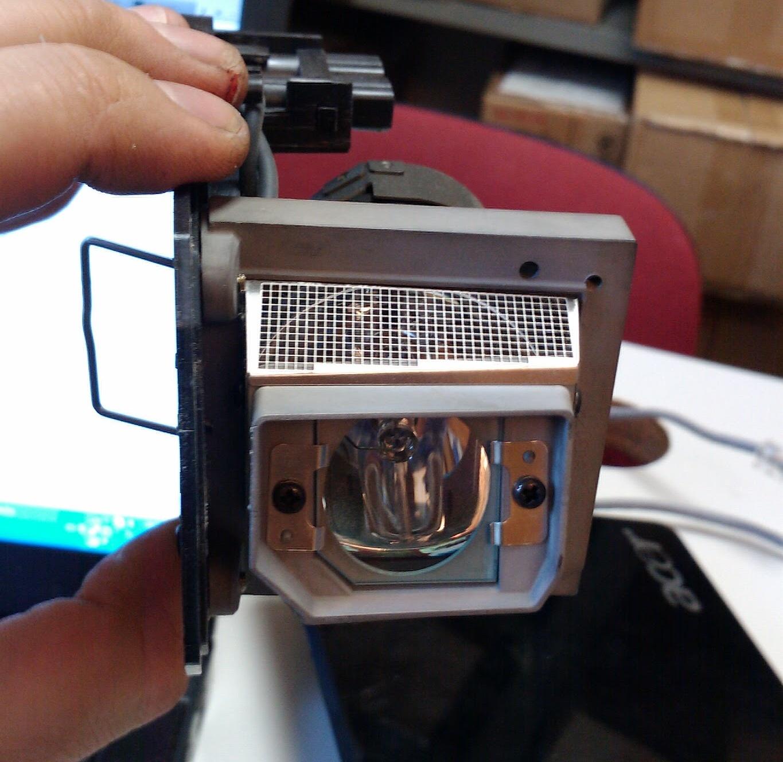 lampa projektoru
