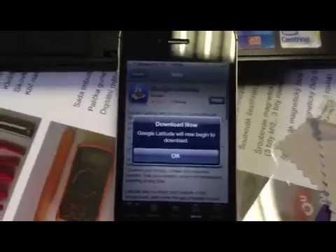iphone 4S nereaguje
