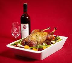 svatomartinské a kachna recept