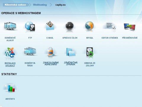Dobrý webhosting pro drupal