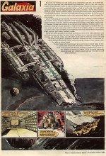 Vesmírná loď Galaxia ABC